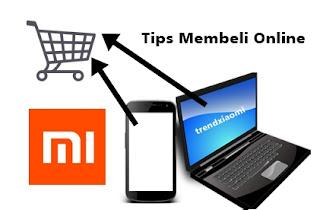 Sekarang ini pilihan membeli handphone atau smartphone Tips Membeli Smartphone Xiaomi di Marketplace Online