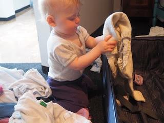Willkommen im Chaos: Koffer packen und Reisevorbereitungen mit kleinen Kindern