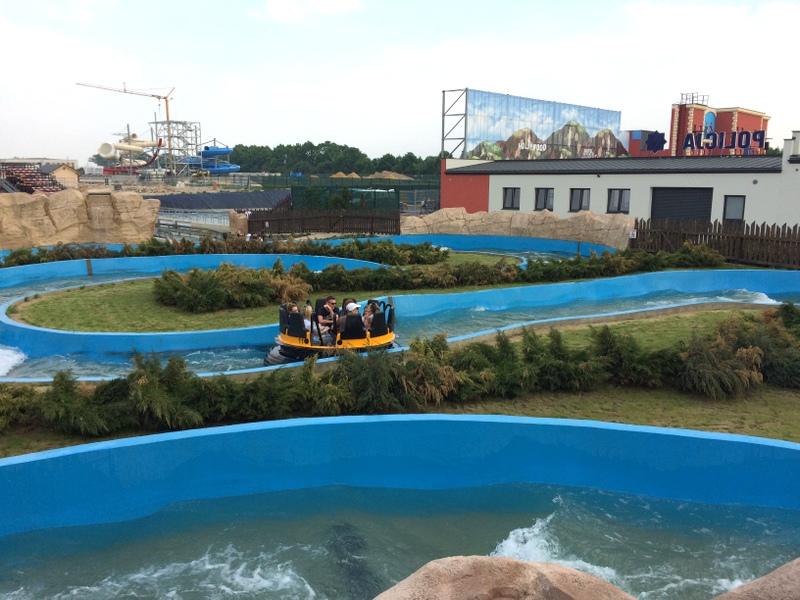 atrakcje wodne w energylandii