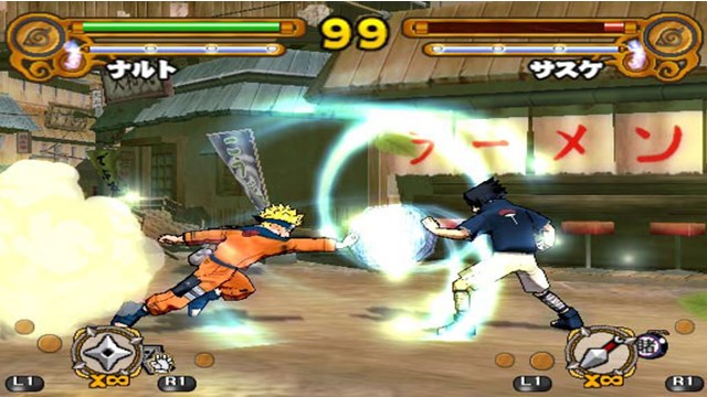Download Naruto Ultimate Ninja 3 PC Gameplay