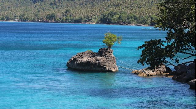 Wisata Unik Pantai Anoi Itam Sabang - Wisata Aceh