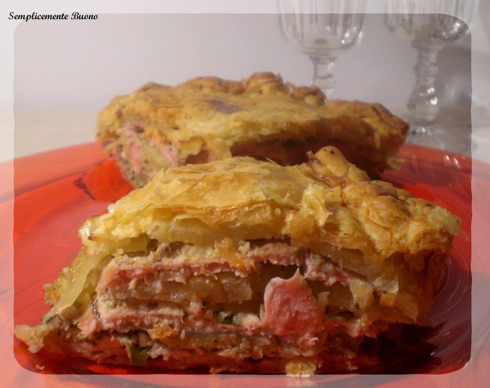 Pasticcio di maiale all 39 inglese for Cucinare 8n inglese