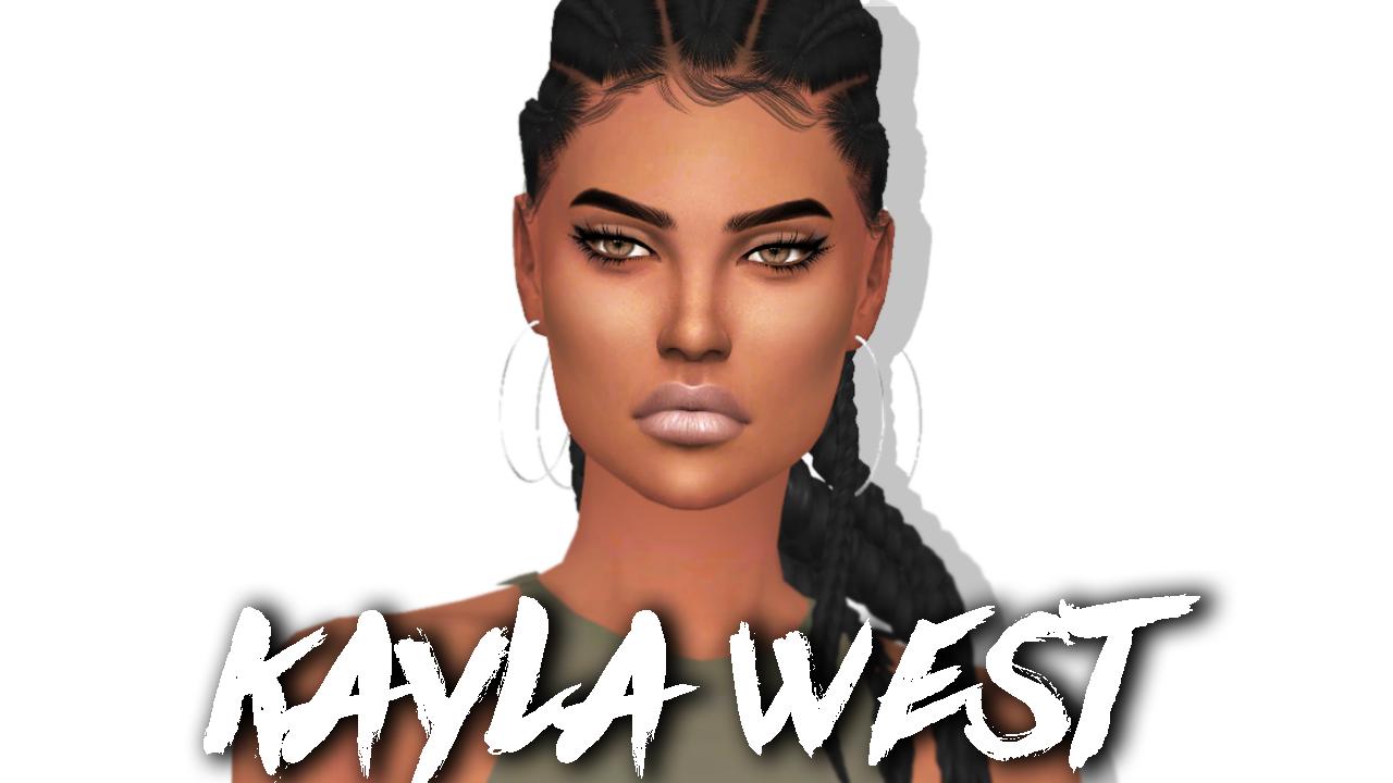 Kayla West Nude Photos 4