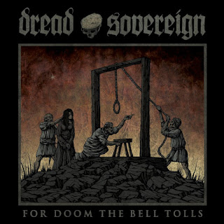 "Ο δίσκος των Dread Sovereign ""For Doom the Bell Tolls"""