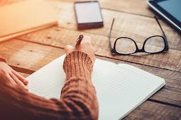 Bagaimana cara menulis agar dapat menarik untuk dibaca