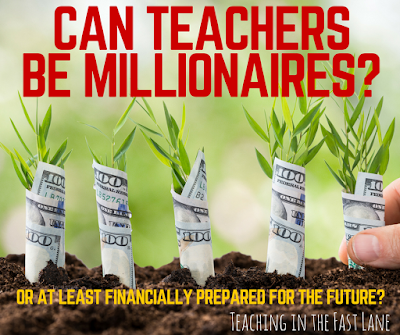 Can teachers be millionaires? You bet! By following the advice that Andrew Hallam gives in his book Teacher Millionaire: the Nine Rules of Wealth You Should Have Learned in School you can too!