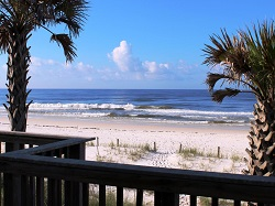 Beachside Townhome, Panama City Beach Florida Vacation Home