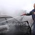 U Poljicu došlo do zapaljenja automobila (VIDEO)