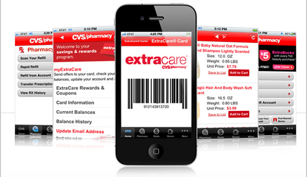 258e1b47 Free CVS Extra Care mobile app now available