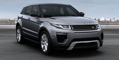Range Rover Evoque image Hd