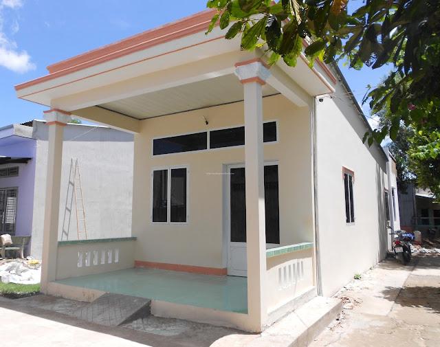 xây nhà cấp 4 giá rẻ