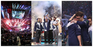Team Liquid are the Grand Champions of The International 2017