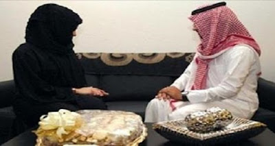 #شاهد | سعودي يضع أغرب شرط زواج في العالم !! . و المأذون اندهش بشدة لموافقة الزوجة ..