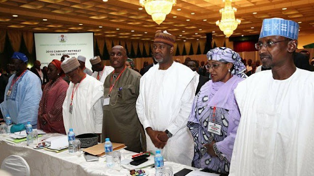 Buhari to ministers: To beat recession, we must think out of the box