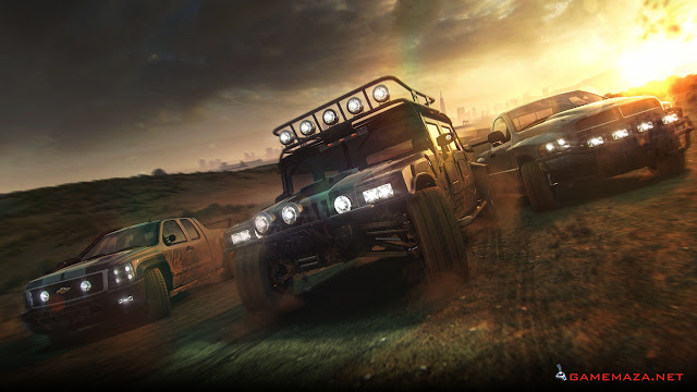 The Crew Gameplay Screenshot 2