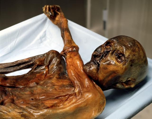 How science is giving voice to mummies such as Ötzi the Iceman
