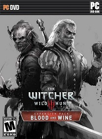 The Witcher 3 Wild Hunt Blood and Wine Update v1.22-CODEX