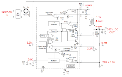 Active Power Factor Correction Using MC33262