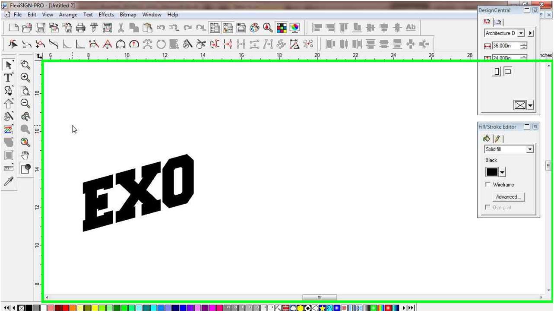 FlexiSIGN PRO Tutorial for beginners like me :)