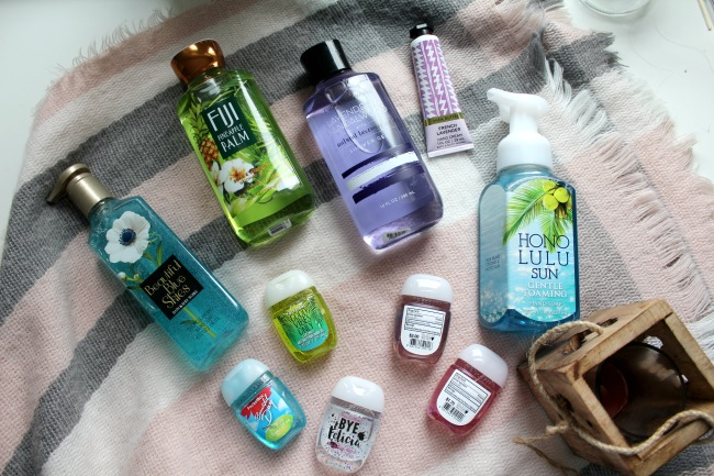A massive Bath and Body Works haul! Nourish ME: www.nourishmeblog.co.uk