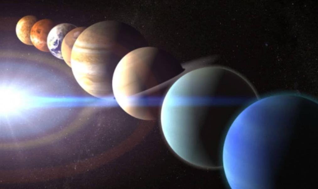Allineamento Pianeti per una Straordinaria Energia Cosmica di Rinnovamento.