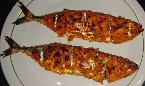 Resep Masakan Ikan Kembung Bakar Bumbu Padang Sepesial