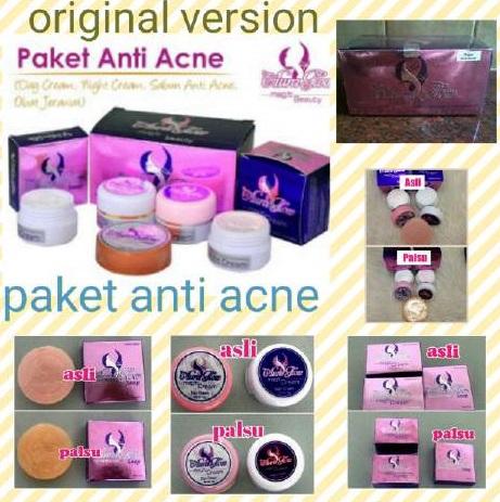 Cream Aura Glow Paket Acne BPOM