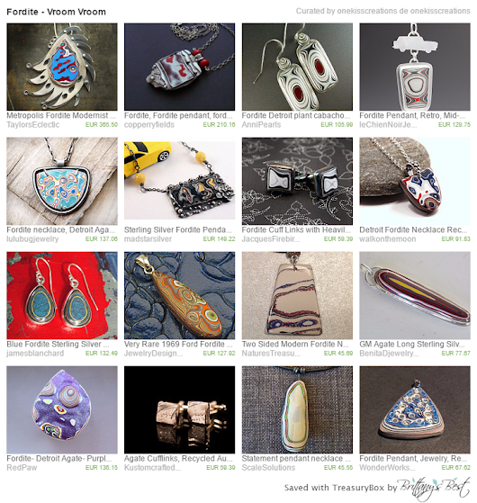 Celebrating the art of curating treasuries on Etsy