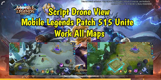 Tutorial Drone View Mobile Legends Patch 515 Unite Work All Map