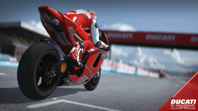 DUCATI - 90th Anniversary Free For PC