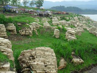 Wisata Lubang Sewu, wonosobo