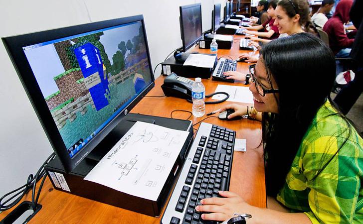 Utilize o Minecraft nas aulas de Matemática
