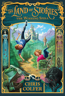 _letmecrossover_blog_blogger_michele_mattos_book_books_haul_hauls_cover_pretty_beautiful_gorgeous_girl_girls_pink_buy_buying_shopping_the_land_of_stories_the_wishing_spell_one_chris_colfer_author_glee_actor_gay_diverse_songs_lgbtq_reads_download_epub_pdf_mobi_free_middle_grade_novels_review_recommend_high_rating