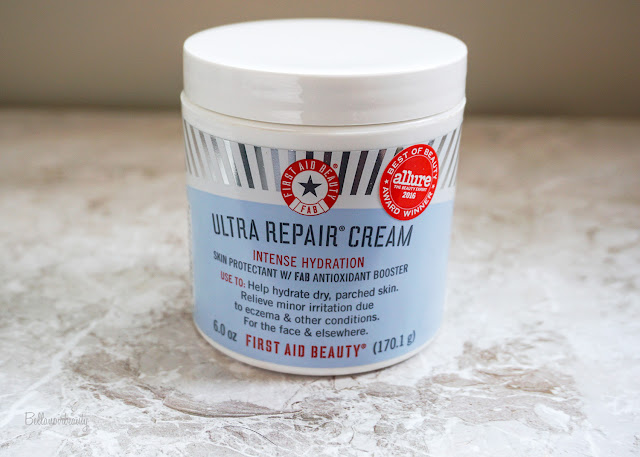 First Aid Beauty Ultra Repair Cream | bellanoirbeauty.com