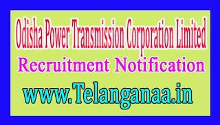 Odisha Power Transmission Corporation Limited – OPTCL Recruitment Notification 2017