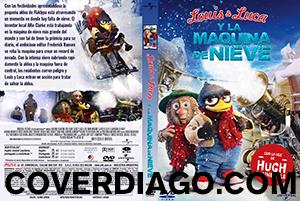 Louis & Luca And The Snow Machine - Y La Maquina De Niev