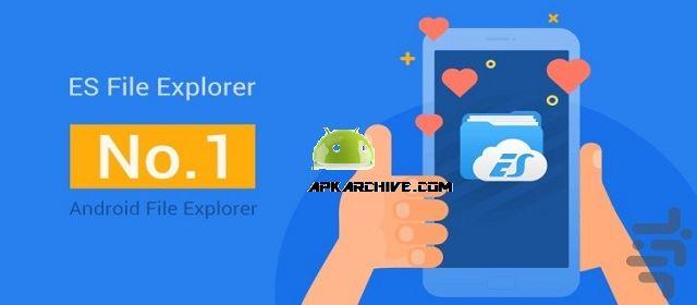 ES File Explorer ES Dosya Yöneticisi Apk indir