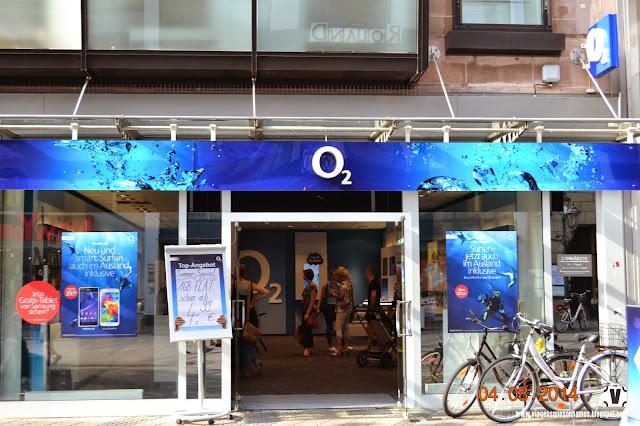 O2 lanza datos ilimitados en Alemania