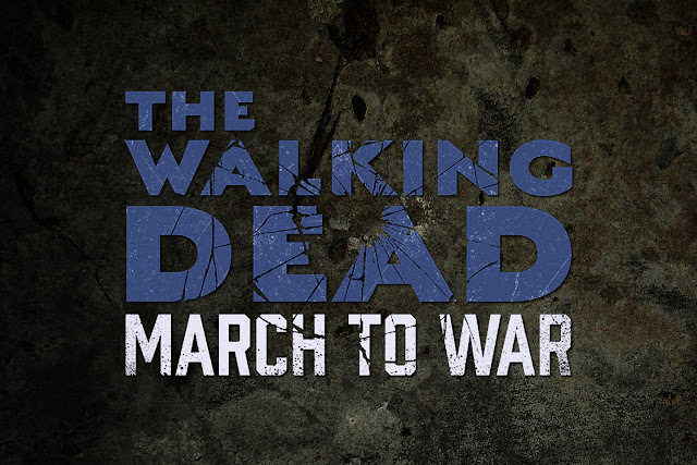 the walking dead march to war mobile game