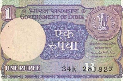 Spotlight : ₹1 Currency Note Completes 100 Years