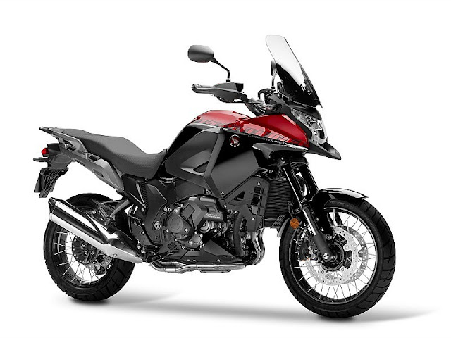 New 2016 Honda Crosstourer VFR1200X and new crossover
