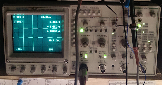 Tektronix 2246 Repair