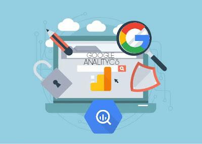 mendaftarkan blog ke google analytics