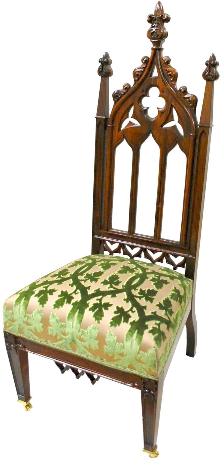 Victorian style furniture chair - Victorian Styles