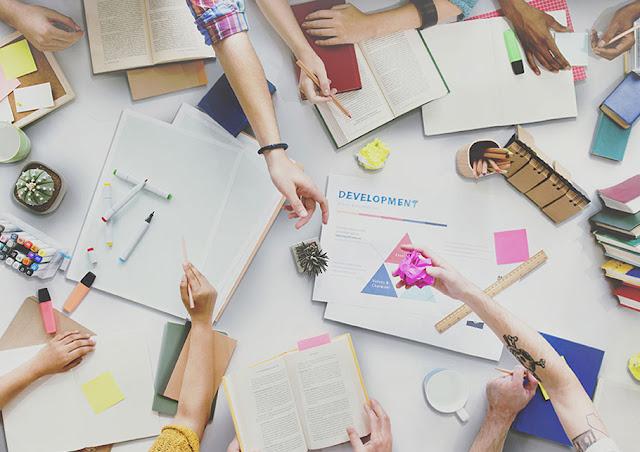 Menghadapi industri 4.0, milenial Indonesia haru mengembangkan keterampilan digital dan membuka diri pada onlinepreneur (gambar: geti)