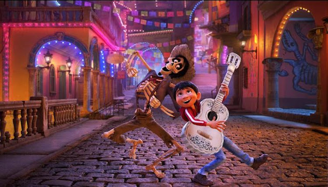 Disney•Pixar's Coco - Miguel and Héctor