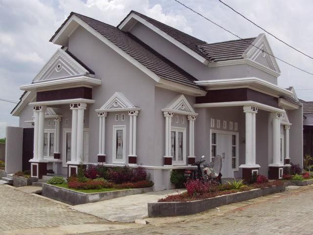 Desain Rumah Minimalis Modern 1 Lantai Terbaru