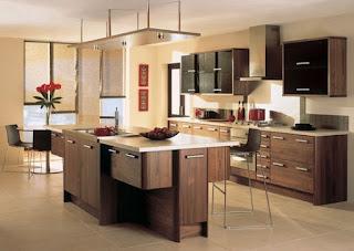 Dapur Minimalis Lengkap Modern