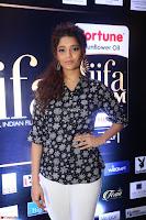 Ritika Singh in Black Printed Shirt and White Leggings at IIFA Utsavam Awards press meet 27th March 2017 19.JPG