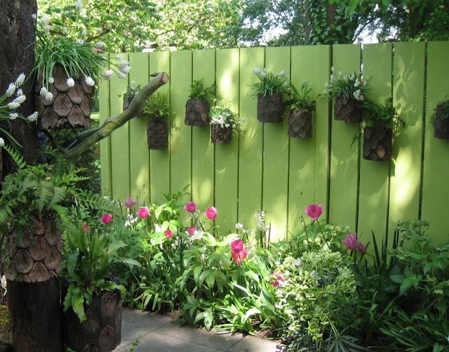 Idee deco jardin recup maison design for Deco jardin recup